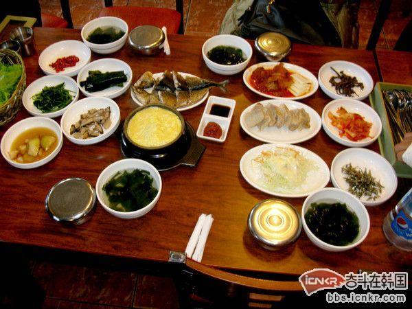 韩国济州岛跟团游一路上美食推荐