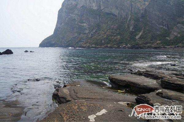 韩国济州岛药泉寺-民俗村-城山日出峰