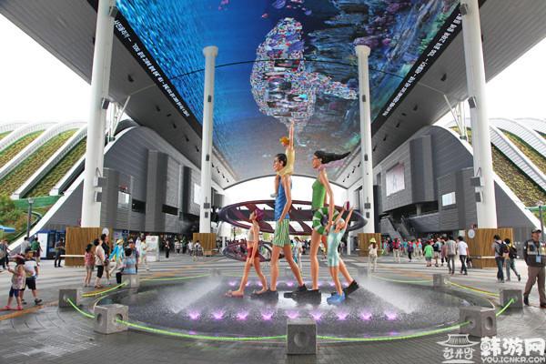 韩国全罗南道丽水世博会2