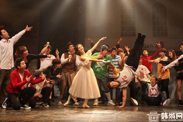 爱上街舞少年的芭蕾女孩_韩国景点_韩游网