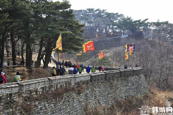 南汉山城公园_韩国景点_韩游网