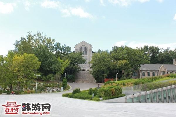 梨花女子大学_韩国景点_韩游网