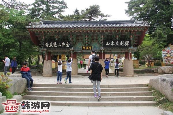 釜山金井山梵鱼寺4