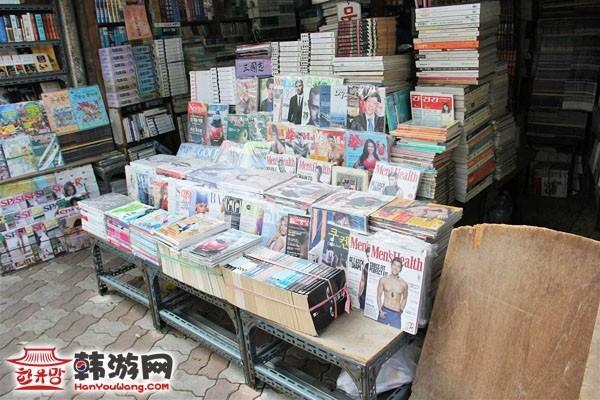 釜山宝水洞书房街_韩国购物_韩游网