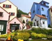 韩剧《来自星星的你》《秘密花园》拍摄地—小法国村