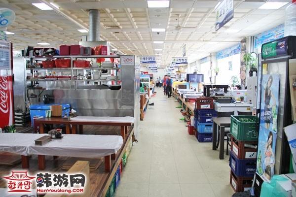 釜山札嘎其市场4