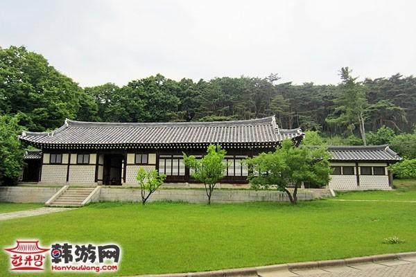 韩国忠清南道牙山市显宗祠20