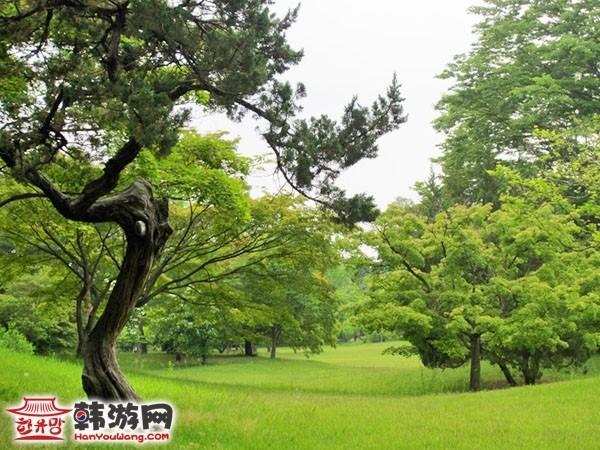 韩国忠清南道牙山市显宗祠4