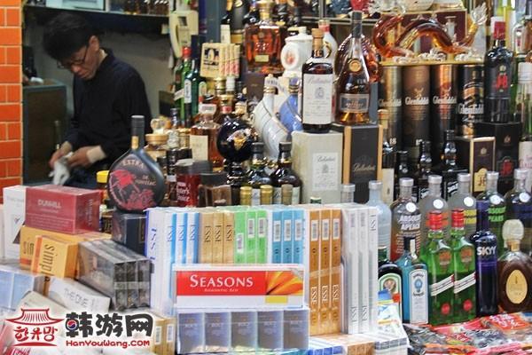 釜山瓶罐市场(富平市场) 부산부평깡통시장_韩国购物_韩游网