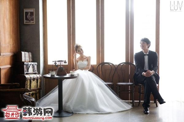 LUV韩国婚纱摄影_韩国韩流_韩游网