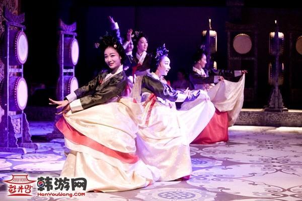 韩国公演美笑2
