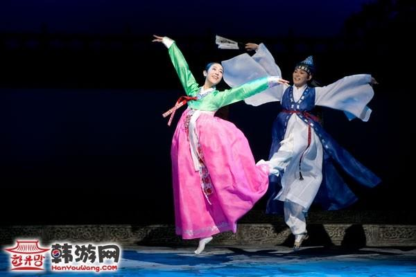 韩国公演美笑3
