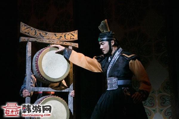 韩国公演美笑9