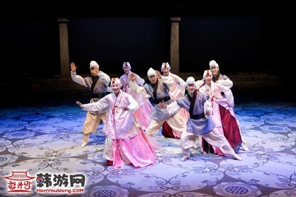 韩国公演美笑10