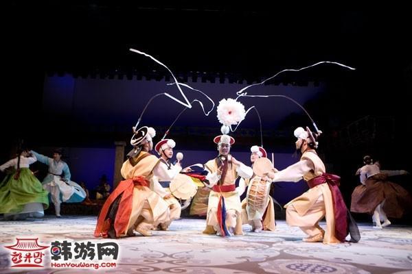 韩国公演美笑5