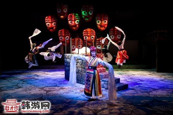 韩国公演美笑11