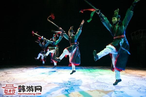 韩国公演美笑7