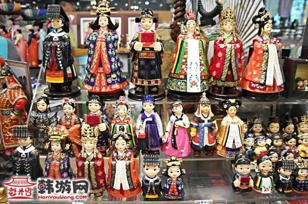 传统文化街仁寺洞_韩国购物_韩游网