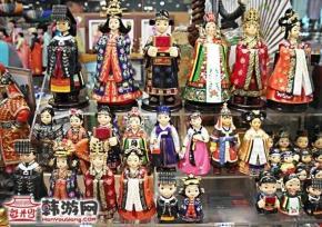传统文化街仁寺洞