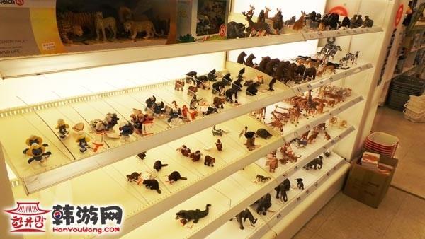 joyhobby模型超市小型玩具1