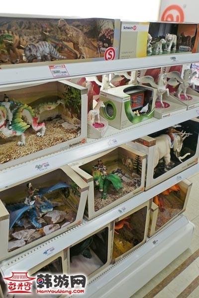 joyhobby模型超市小型玩具3