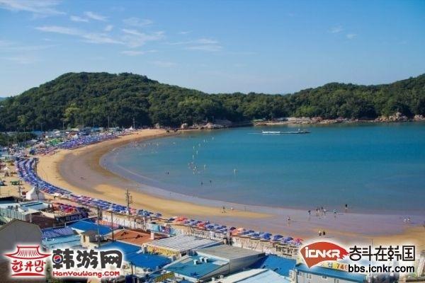 仁川 乙旺里海水浴场