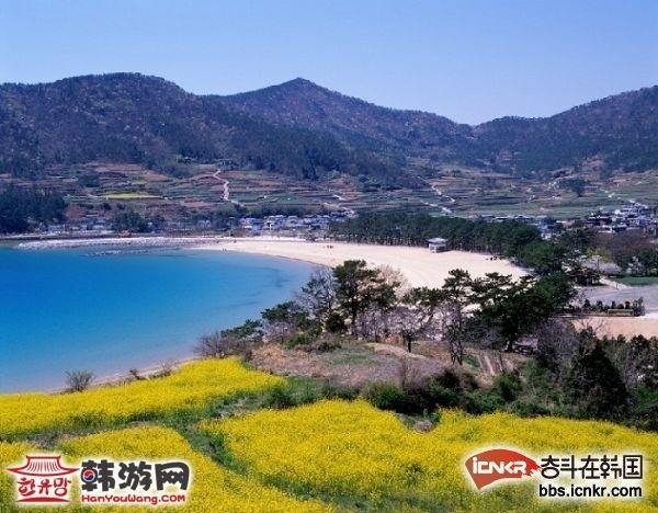 庆尚北道 南海郡 尚州海水浴场