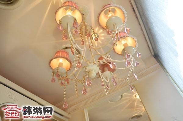 建大浪漫城堡咖啡厅Ann House Café_韩国美食_韩游网