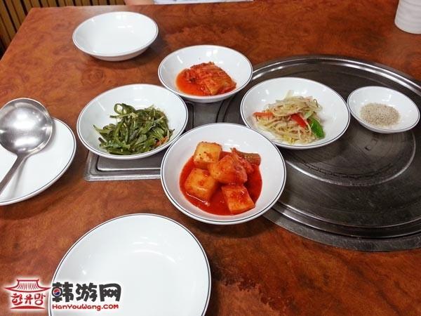 韩国餐饮泉全州中央会馆2