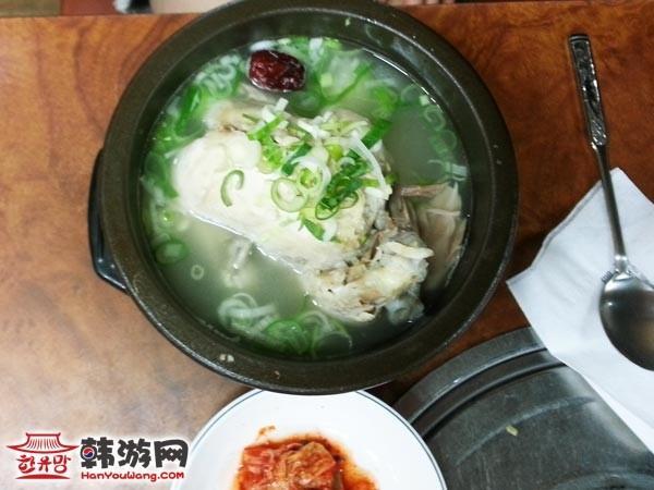 韩国餐饮泉全州中央会馆3