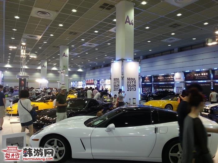 2013首尔汽车沙龙2