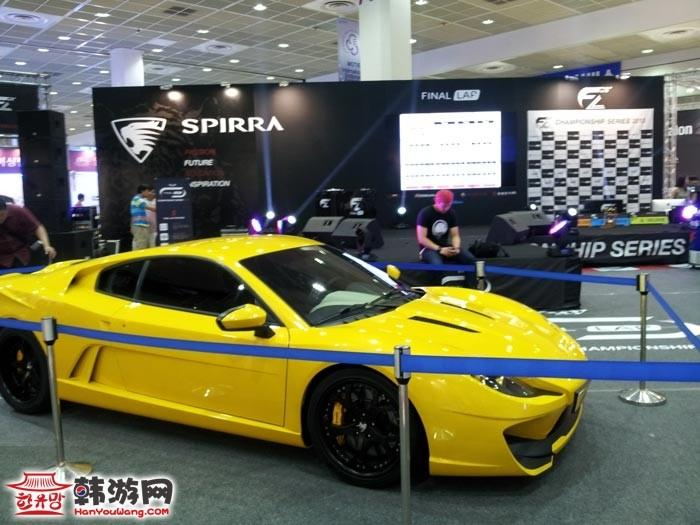 2013首尔汽车沙龙3