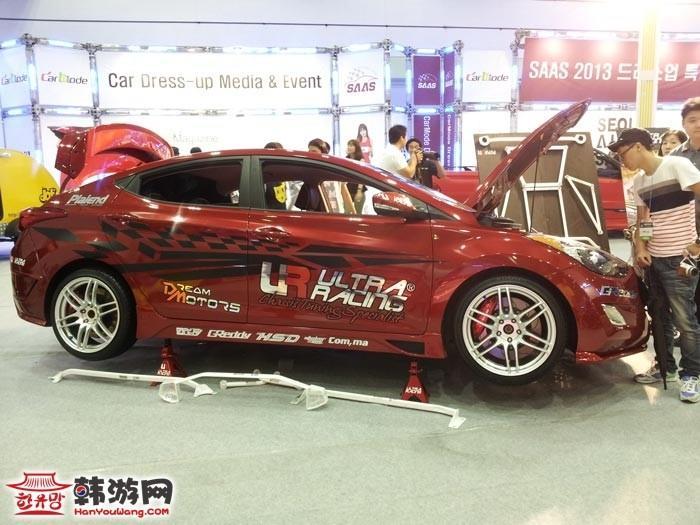 2013首尔汽车沙龙6