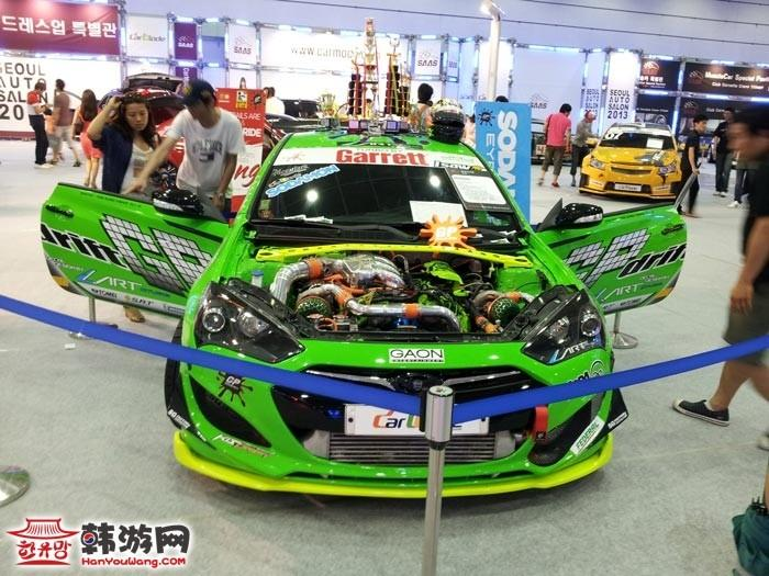 2013首尔汽车沙龙10