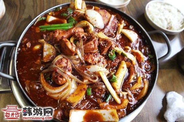 韩国河回村炖鸡3