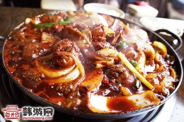 韩国河回村炖鸡7