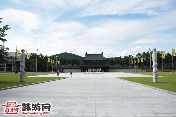 百济文化园区_韩国景点_韩游网