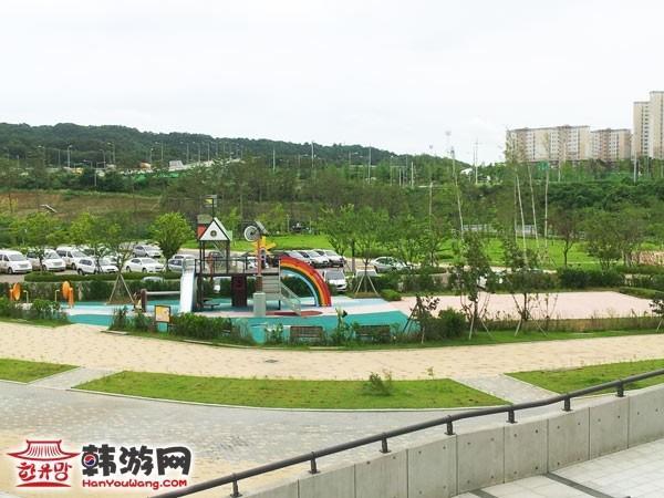 华城综合竞技场_韩国景点_韩游网