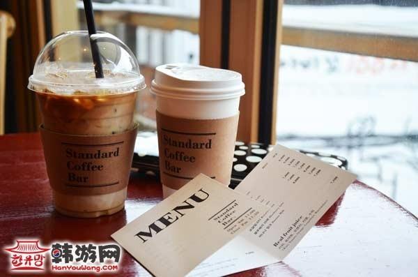 江南复古庄园咖啡厅_韩国美食_韩游网