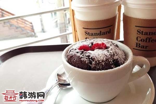 韩国复古庄园咖啡厅9