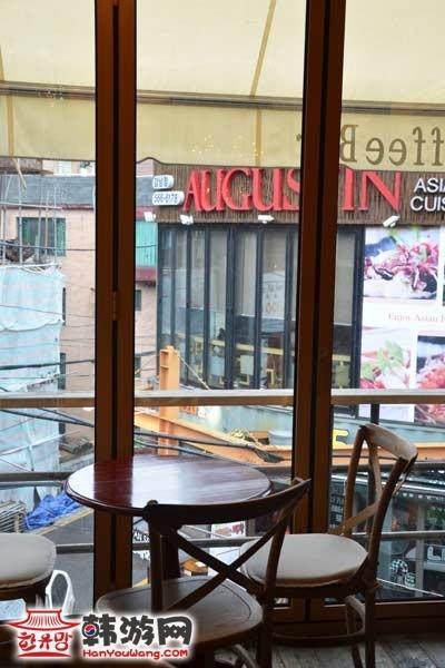 韩国复古庄园咖啡厅12