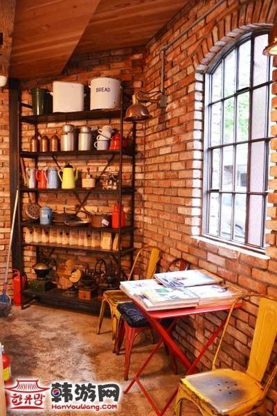 韩国复古庄园咖啡厅14