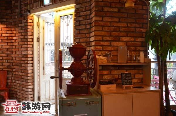 韩国复古庄园咖啡厅15