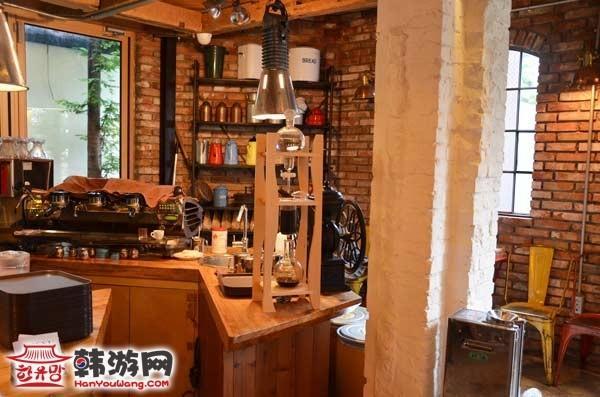 韩国复古庄园咖啡厅16