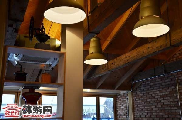 韩国复古庄园咖啡厅18