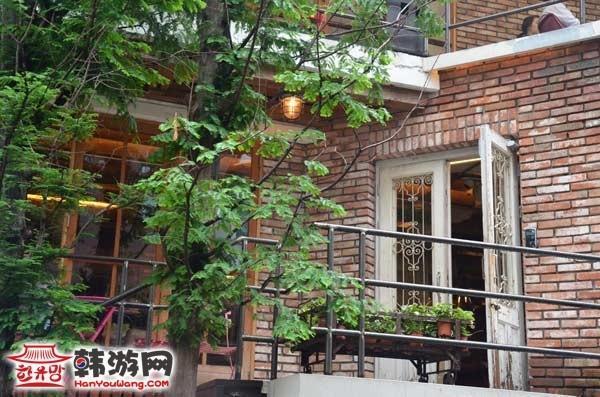 韩国复古庄园咖啡厅19
