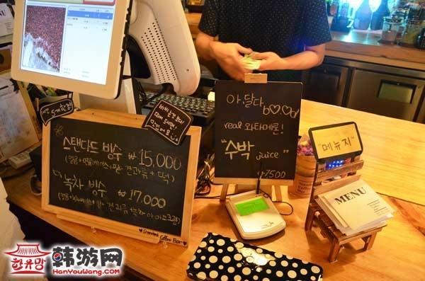 韩国复古庄园咖啡厅21