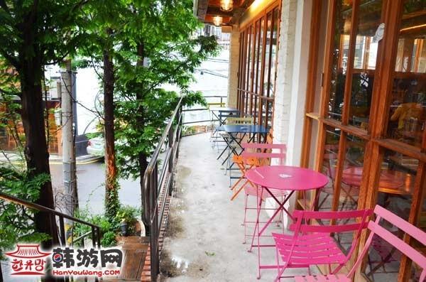 韩国复古庄园咖啡厅22