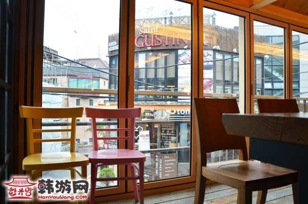 韩国复古庄园咖啡厅23