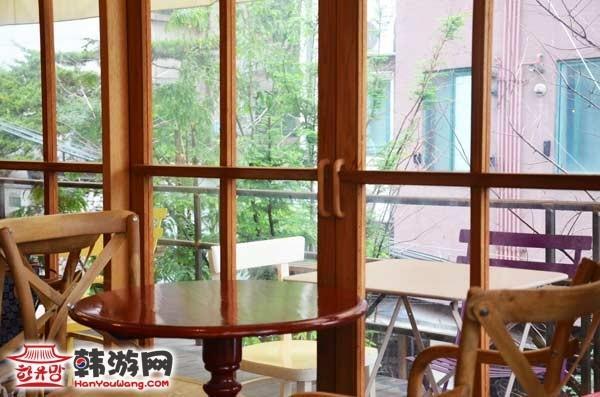 韩国复古庄园咖啡厅24